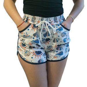 Women Fashion Beach Shorts, Casual Trunks  Pockets